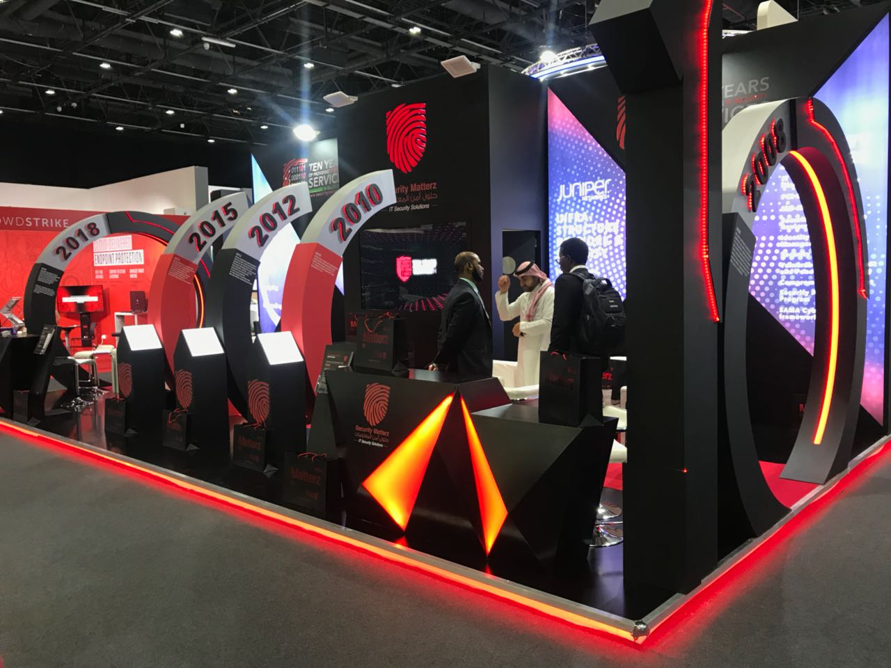 GISEC 2018 - Our Successful Experience as A Silver Sponsor