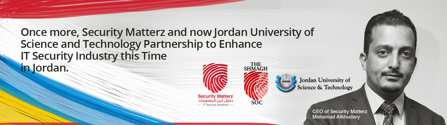 SecurityMatterz Partnership with JUST